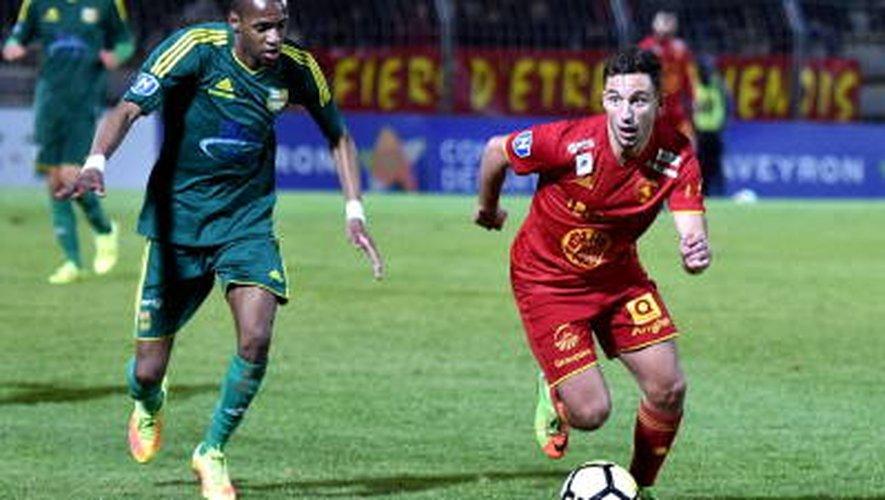Football : suivez Rodez - Grenoble en direct