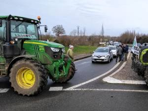 Manifestation des agriculteurs : la situation en direct en Aveyron