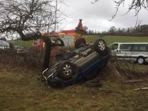 EN DIRECT. Bertholène : le maire de Laissac meurt dans un accident de la route sur la RN88