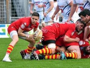 Rugby : pas de phases finales pour le SRA (34-34)