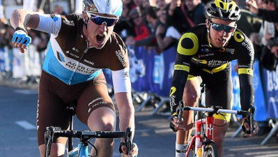 L'invité de la semaine : Alexandre Geniez concentré sur le Tour d'Italie