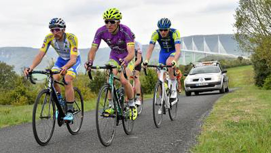 Cyclisme : la côte de Soulobres a fait la différence