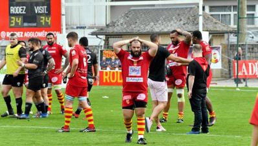 Rugby : le SRA perd sur le fil face à Graulhet (18-20)
