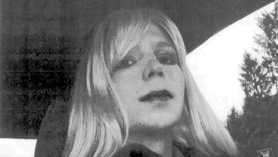 Chelsea Manning à Washington le 22 août 2013