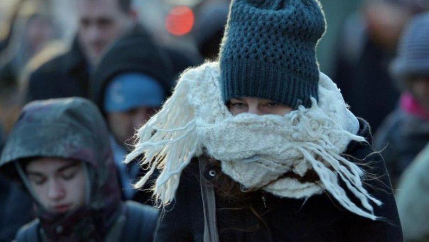 Météo, grand froid : à Rodez et Millau, nous sommes loin des records !