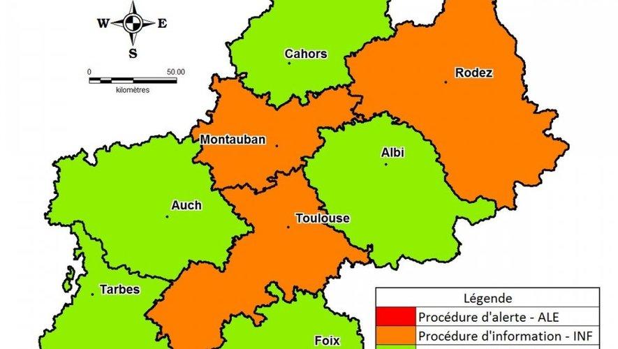 Pollution aux particules en suspension : l'Aveyron reste en alerte