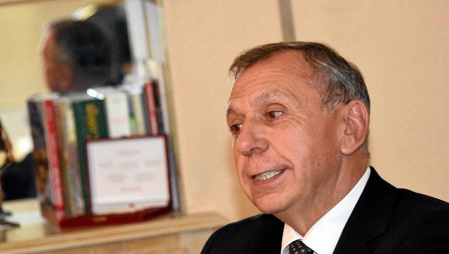 Jean-Claude Luche redevient ce mardi matin simple conseiller départemental de Lot et Palanges.