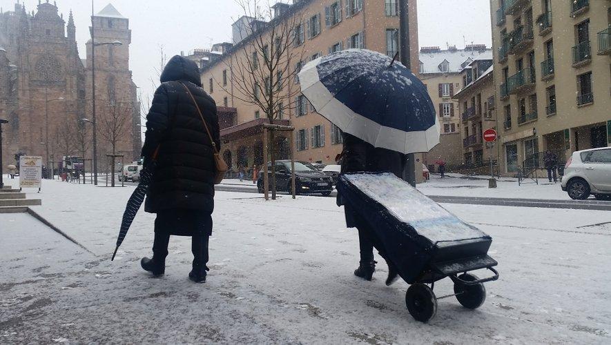 Neige : retour à la normale sur les routes aveyronnaises