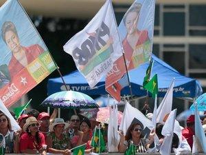 Brésil: Rousseff entame son 2ème mandat sous pression de l'économie