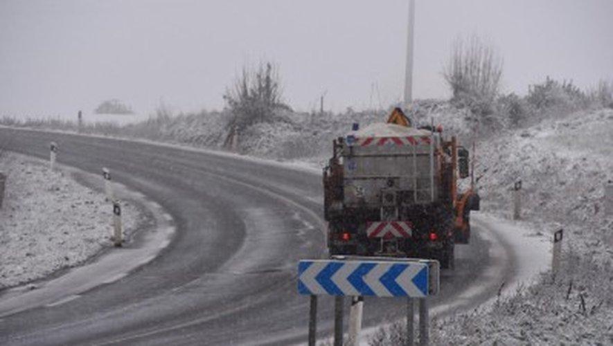 Neige en Aveyron : le point sur les conditions de circulation