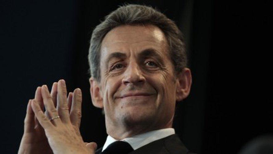 Nicolas Sarkozy s'est fait expulser du Camp Nou mercredi soir!