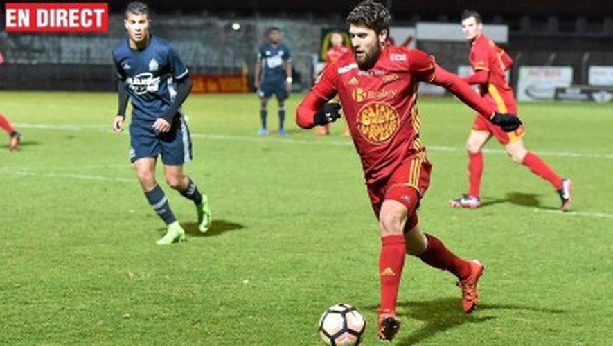 Hyères - Rodez Aveyron football : suivez la rencontre en direct