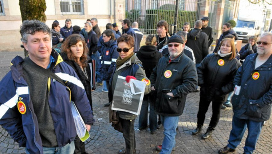 Les postiers de la Pic castonétoise ont réclamé une nouvelle fois mercredi, la médiation de l'État.