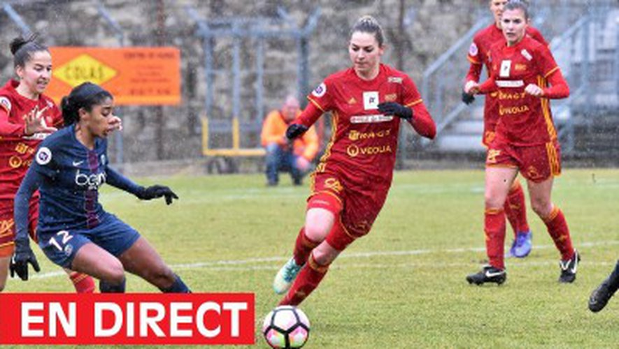 Football, D1 : Les Ruthénoises s'imposent 3-2 à Soyaux