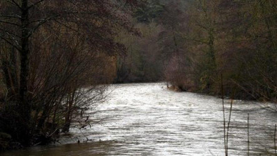 Attention, alerte inondation dans le Sud-Aveyron