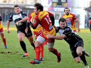 Rugby : la victoire pour Rodez et pis c'est tout !