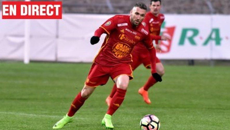 [EN DIRECT] Football : Rodez réagira-t-il devant son public face au Pontet ?