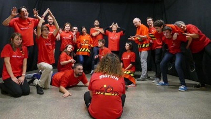 Théâtre : es Improsteurs affrontent les Imprototypes au Krill, samedi