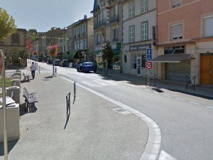 Decazeville : une bijouterie braquée par deux hommes en scooter