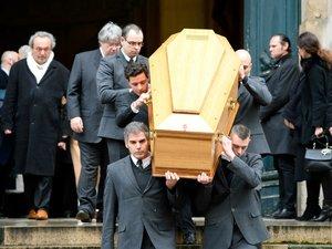 """Artistes et anonymes disent adieu à Galabru, """"homme de coeur"""" et comédien prolifique"""