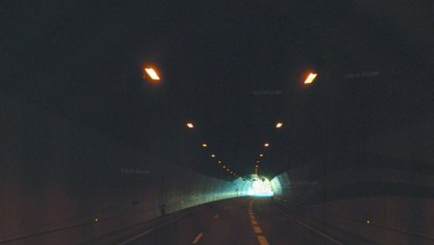 A75 : le tunnel du Pas de l'Escalette fermé dans les deux sens, pour une «durée indéterminée»