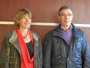 Ceor-Segala : Anne Blanc et Jean-Marie Pialat candidats