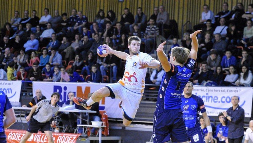 Handball : Dunkerque-Montpellier mercredi à l'Amphi