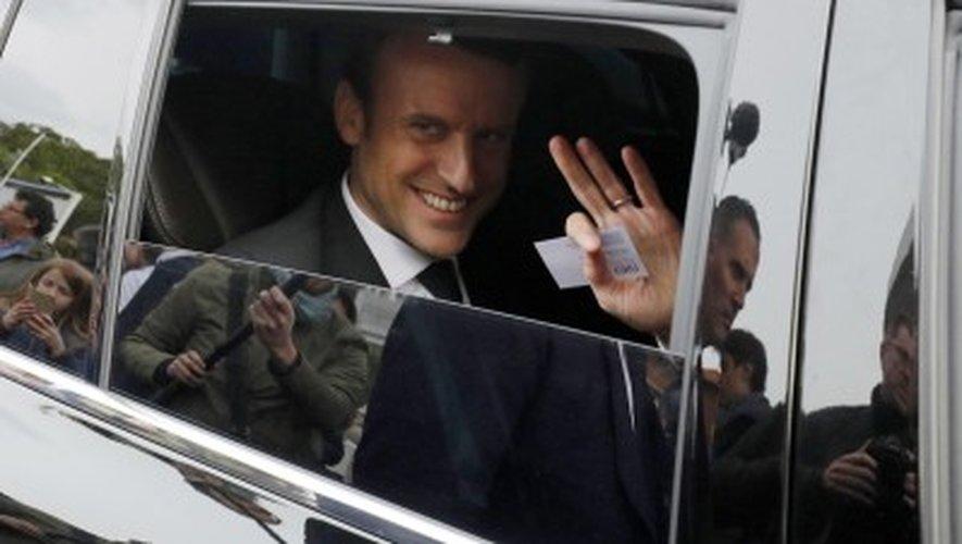 Suivez en direct la visite d'Emmanuel Macron à Rodez