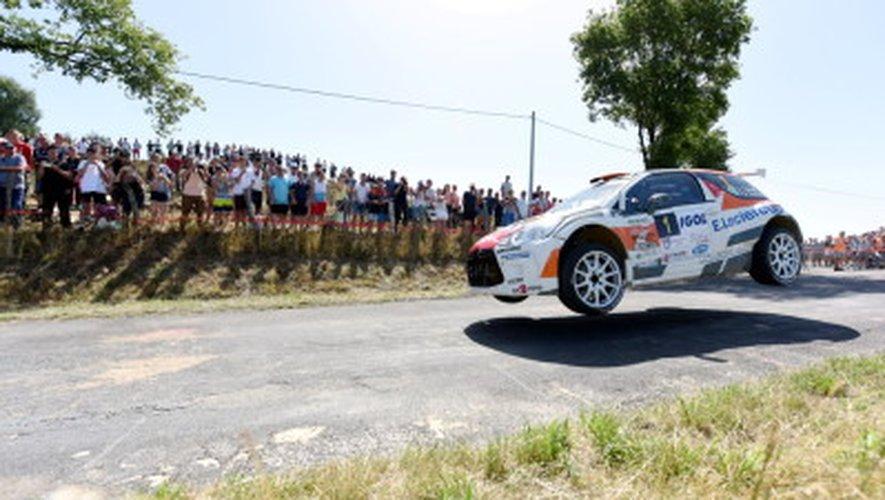 EN DIRECT. Rallye du Rouergue : Yoann Bonato tiendra-t-il la distance ?