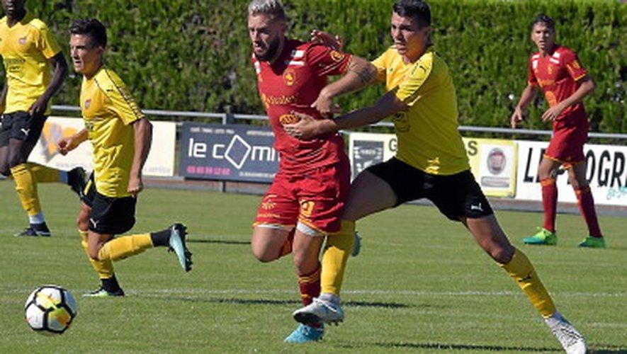 DIRECT VIDÉO. Football : Rodez s'imposera-t-il à Grenoble pour sa première en National 1 ?