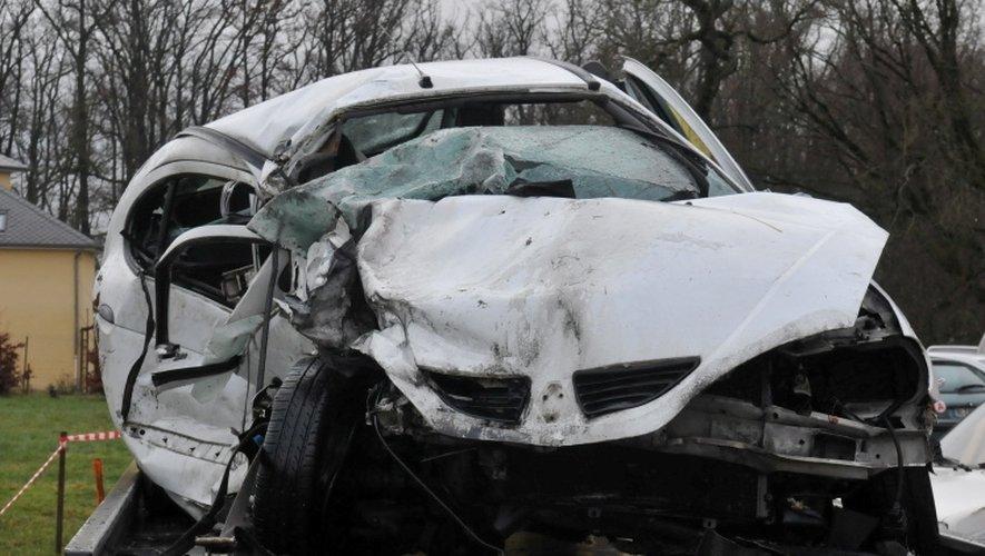 Le drame s'est produit sur la RN88 près de la Baraque de Saint-Jean.
