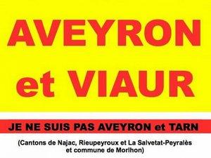Aveyron : une pétition pour remplacer le Tarn... par le Viaur