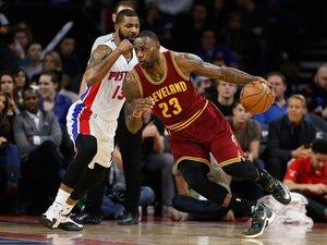 NBA: Cleveland et LeBron James souverains