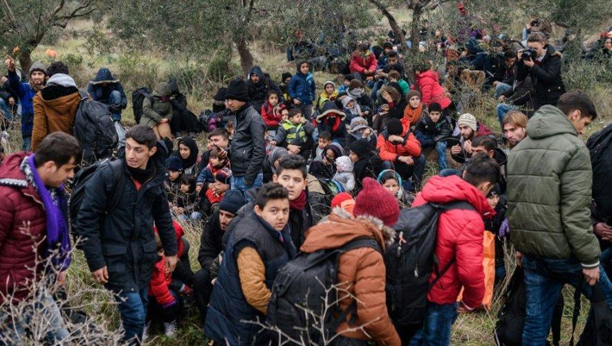 77% des Français pour l'expulsion des migrants dont la demande d'asile a été rejetée