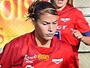 Football : Manon Guitard de retour chez les Rafettes