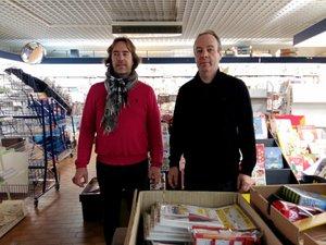 À la librairie Barthe, un tome de 80 ans s'est fermé