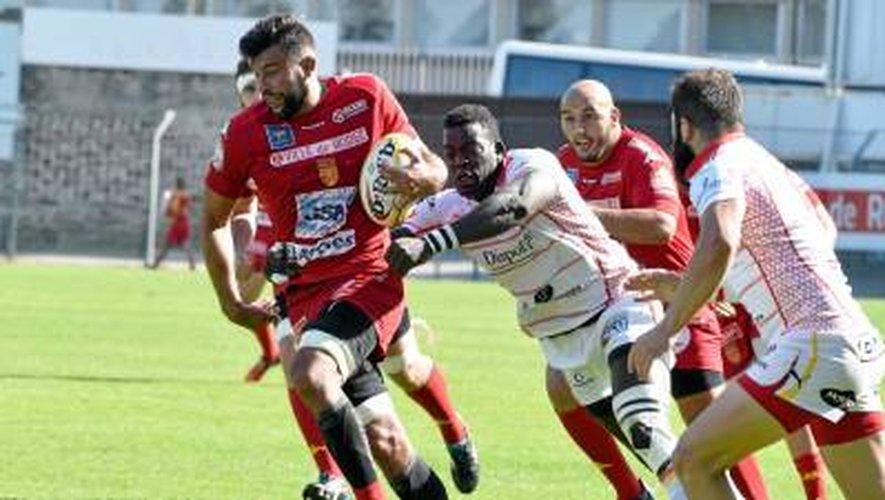 Fédérale 1 : Rodez veut se rassurer face à Lombez Samatan