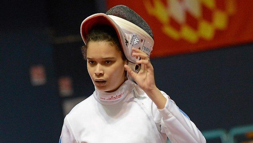 Deuxième le week-end dernier en coupe du monde à Burgos (Espagne), Alexandra Louis-Marie a encore frappé très fort.