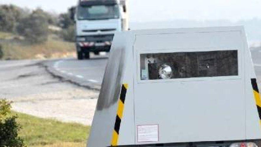 Un nouveau radar autonome bientôt installé entre La Primaube et Millau