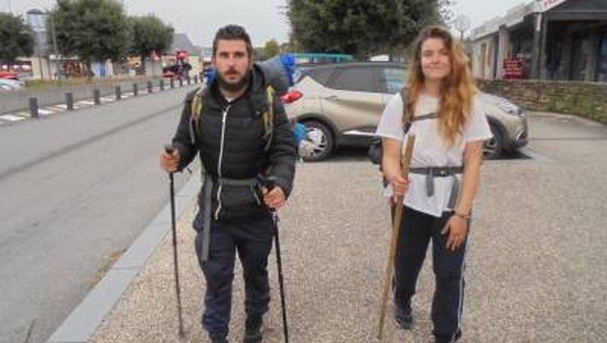 Deux Aveyronnais sur les routes de France pour la bonne cause