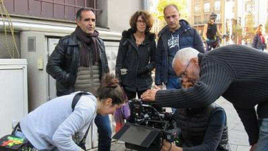 Gros plan sur le tournage ruthénois du film « Une grenade sous la chemise »