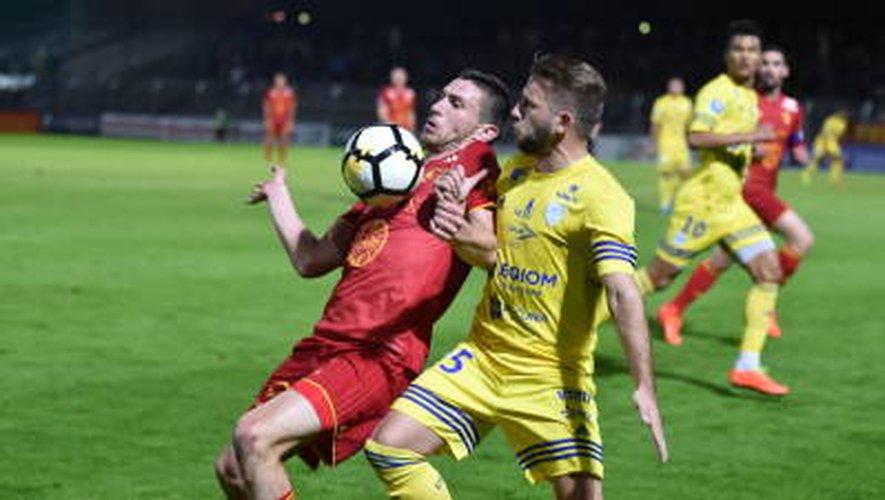 Red Star - Rodez : suivez le match en direct à partir de 20 heures