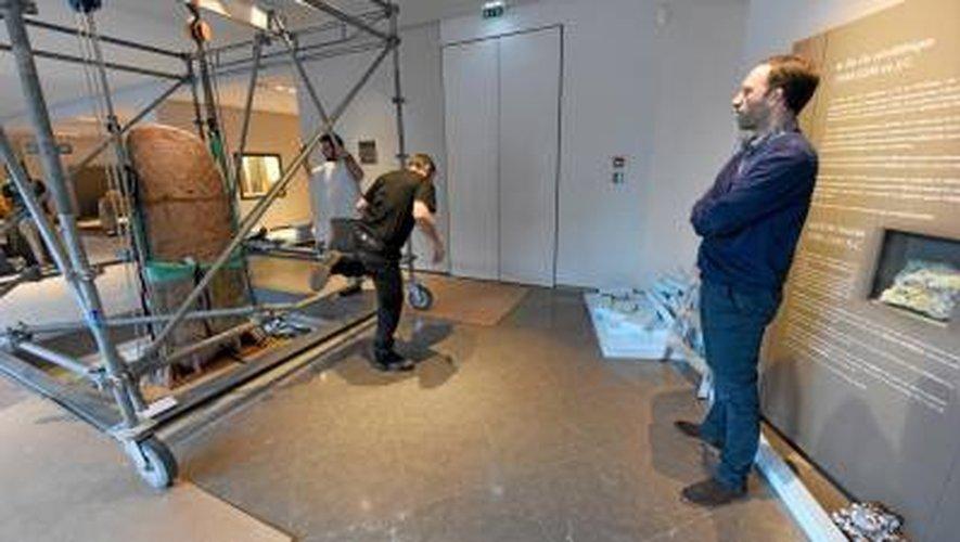 Rodez : le musée Fenaille bichonne ses statues-menhirs de retour d'Italie