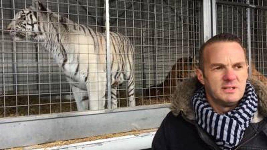 VIDÉO. Le cirque Amar à Rodez : « Nos animaux sont choyés ! »