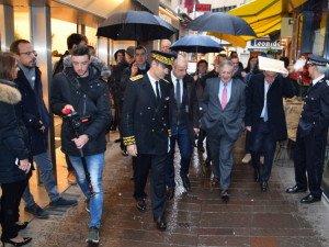 Le ministre Jacques Mézard présente à Rodez le plan «Action cœur de ville»