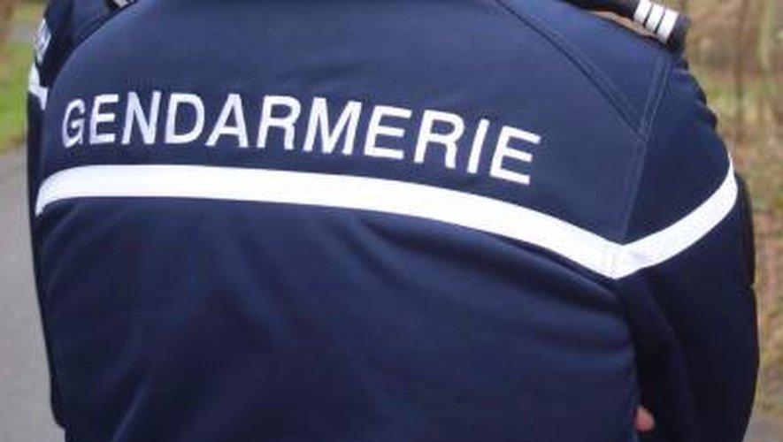Aveyron: un gendarme sauve une dame du suicide