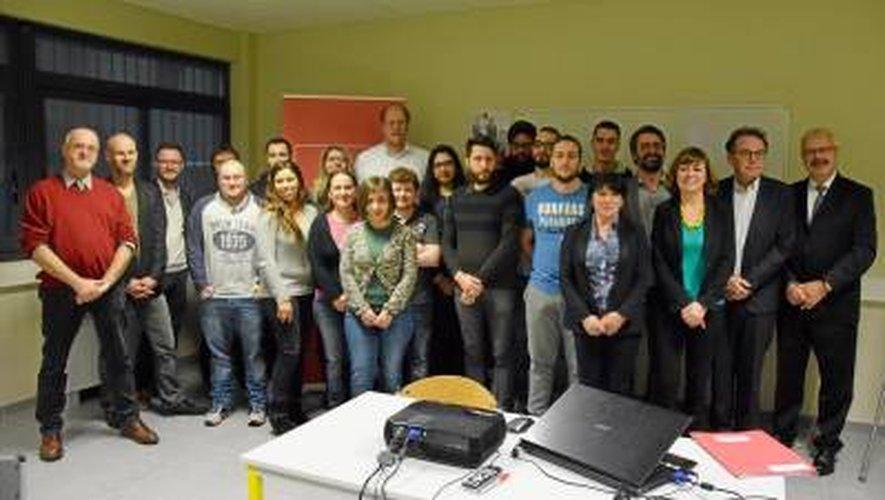 L'École régionale du numérique de Rodez inaugurée lundi à Rodez
