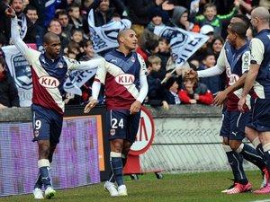 Ligue 1: Bordeaux confirme et recolle aux Verts