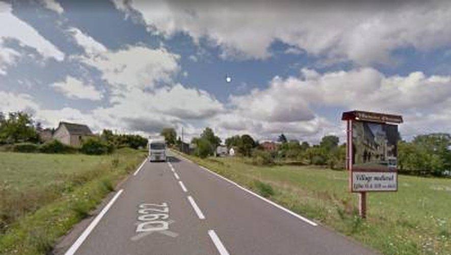 Villeneuve-d'Aveyron : une sortie de route mortelle pour la passagère d'un véhicule