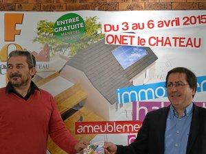 Onet-le-Château prépare sa première foire-expo
